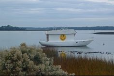The 'Happy Boat' is a part of the quiet current of Beaufort's simplicity.