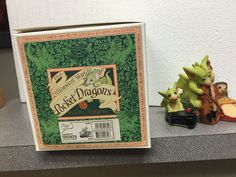 This is the Quartet figurine of Whimsical World of Pocket Dragons. It is mint in the original box. Shipped by UPS. No P.O. Boxes | eBay!