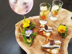 Drie zalige aperitiefhapjes en een coole gin-tonic