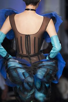 Jean Paul Gaultier Haute Couture * SS 2014
