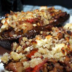 Eggplant Lovers Stuffed Eggplant Recipe