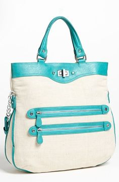 Danielle Nicole 'Carmen' Canvas Tote available at #Nordstrom