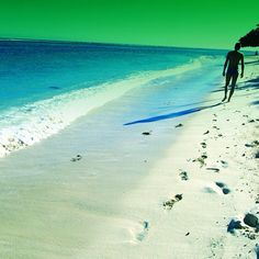 """""""Footsteps on Sand"""" 