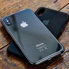 IPhone X Space grey .