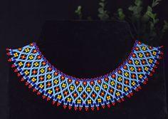 Beaded collar necklace Jewelry Bead necklace jewelry