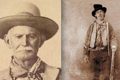 The lore of the Old West—stories of gunslingers, tribal and territorial warfare, missing treasure—is undying. But are the historical records to be believed? Old West Outlaws, Billy The Kids, Billy The Kid Facts, Unexplained Mysteries, American Frontier, Mystery Of History, Interesting History, Interesting Facts, Urban Legends