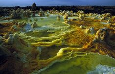 World's Most Spectacular Landscapes | Extreme Life In Tough Environment Of Hot Earth Without Oxygen