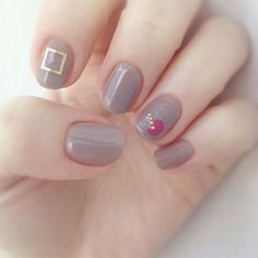 Nail art. Nail polish. Colors. Fashion