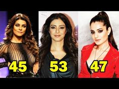 Unmarried Bollywood Actress Who Age More than 40