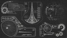 stargate universe destiny blueprints - Google Search