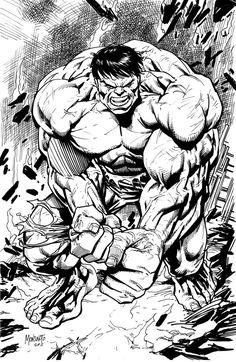 HULK strongest by gammaknight.deviantart.com on @deviantART