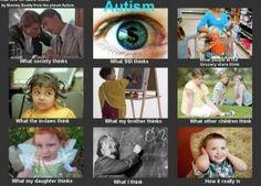 Reality of autism.