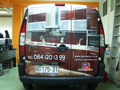 Brendiranje vozila i poslovnih prostora Pacarti studio Beograd Srbija Reklame #Brendiranjevozila #Autografika #Dizajn #Marketing