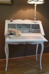 Schreibtische - Sekretär Le Pailly - ein Designerstück von Atmosphaere bei DaWanda