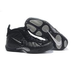 Nike Air Foamposite Pro Black Black Varsity Grey