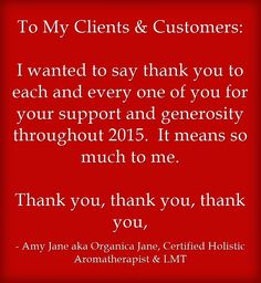To My Clients & Customers: I wanted to say thank you to each and every one of you for your support and generosity throughout It means so much to me. Thank You Customers Quotes, Thank You Messages, Thank You Quotes, Appreciation Quotes, Customer Appreciation, Hairdresser Quotes, Lash Quotes, Small Business Quotes, Salon Marketing