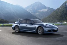 Porsche geeft de Panamera Diesel 50Pk extra, leverbaar vanaf €104.300,-