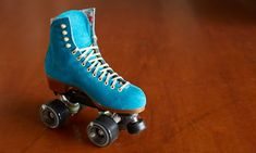 Rolling Thunder Skating Center - Mayfair: Roller Rink Package with Skate Rental and Indoor Ride Tickets for 2 or 4 at Rolling Thunder Skating Center (41% Off)