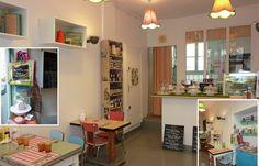 Mum in her little kitchen 62 rue d'Orsel 75018 Paris 18ème Métro : Abbesses (12), Anvers (2), Pigalle (12, 2) #brunch