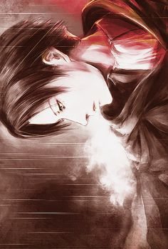 Levi Rivaille ( Shingeki No Kyojin ) ( Attack On Titan )