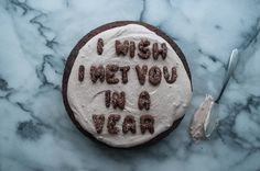 Breakup Quotes baked into Deserts – Fubiz Media