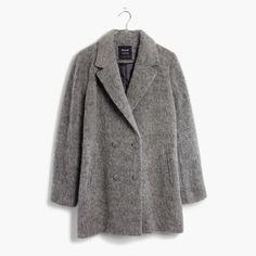 Madewell et Sézane Octave Blazer Coat, $268, available at Madewell