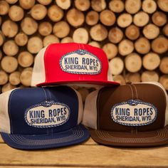 2982f80cfeb Must-have Sheridan Souvenirs  King Ropes Hat