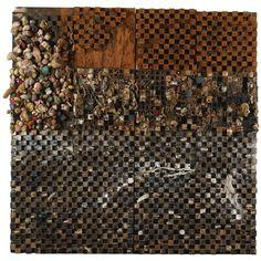 Leonardo Drew - Number 39A, 1999, wood blocks,... on MutualArt.com