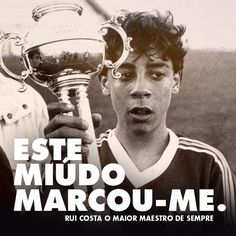 Rui Costa o Maior Maestro de Sempre Cesar Costa, Rui Costa, Football Cards, Football Players, Portugal, 257, Everton Fc, Che Guevara, Soccer