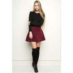 Brandy Melville Byra Corduroy Skirt In excellent condition - sold out online. Extremely cute. No flaws and has only been worn very few times. Bundle to save  Brandy Melville Skirts Mini