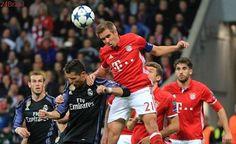 Lahm e Rummenigge exibem confiança de que Bayern poderá reverter vantagem do Real