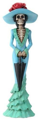Dia de Los Muertos Day of The Dead Catrina Decor Decoration Figure Figurine New   eBay