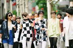 60s Fashion trends for Spring 2013! HOT styles! Love them!