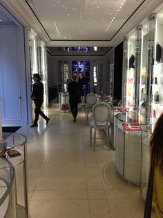 Dior boutique, Prague