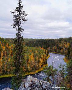 """Merja Klemettinen Twitterissä: """"Huikean kaunis Suomen luonto. #luonto…"""