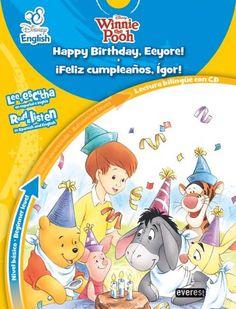 Happy Birthday, Eeyore! = ¡Féliz cumpleaños, Ígor! Everest, 2012