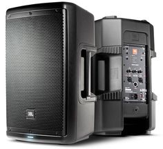 "JBL EON610 10"" Two-Way Powered Multipurpose Loudspeaker"