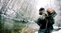 Winter Fly Fishing B