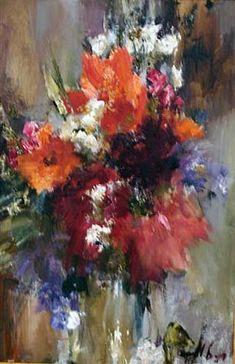 Splash of Color by Nikolai Blokhin