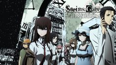 Steins;Gate | 10 Anime You Need To Watch Before You Die