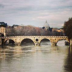 Ponte Sisto in Roma, Lazio