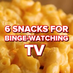6 Snacks For Binge-Watching TV diy food – Dinner Food I Love Food, Good Food, Yummy Food, Snack Recipes, Cooking Recipes, Healthy Recipes, Pizza Recipes, Easy Cooking, Cooking Videos Tasty
