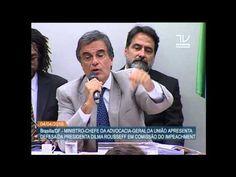 Advogado-Geral da União apresenta defesa da presidenta Dilma Rousseff na...