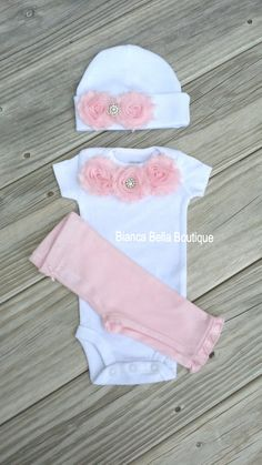 Hey, I found this really awesome Etsy listing at https://www.etsy.com/listing/198578474/newborn-take-home-outfit-baby-girl