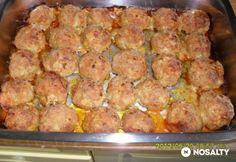 Meat Recipes, Cooking Recipes, Roasted Pork Tenderloins, Hungarian Recipes, Pork Roast, International Recipes, Meatloaf, Food Pictures, Tapas