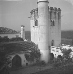 Pousada de São Pedro, Castelo do Bode, Portugal