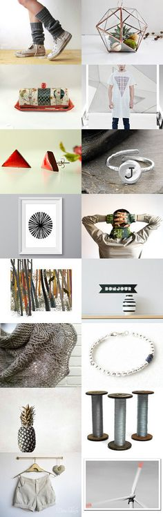 #Minimalist #gifts by #plantedfeet on #Etsy--Pinned with TreasuryPin.com #christmas