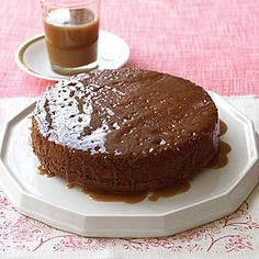 Because my girl LOVES sticky toffee pudding! In England, many desserts -- such as this date-flecked cake soaked with a buttery, gooey sauce -- are called puddings. Pudding Recipes, Cake Recipes, Dessert Recipes, Dessert Ideas, Sweet Recipes, Yummy Recipes, Holiday Desserts, Just Desserts, Delicious Desserts