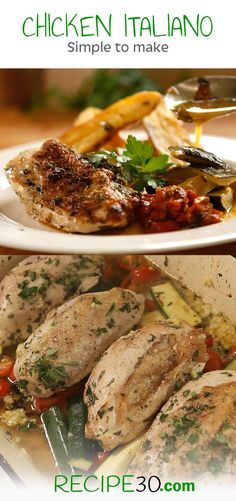 chicken dinner to die for recipe from tablespoon chicken dinner to die ...