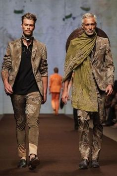 Etro Fashion Show & More Details